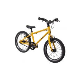 """Bungi Bungi - Dětské kolo 16"""" ultra lehké ananasová žlutá - 23"""