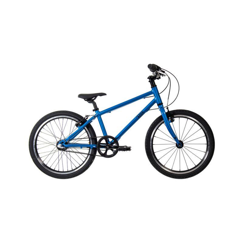"""Bungi Bungi - Dětské kolo 20"""" 3-rychlostní ultra lehké borůvková modrá - 1"""