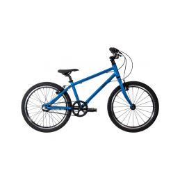 """Bungi Bungi - Dětské kolo 20"""" 3-rychlostní ultra lehké borůvková modrá - 13"""