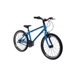 """Bungi Bungi - Dětské kolo 20"""" 3-rychlostní ultra lehké borůvková modrá - 14"""