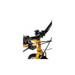 """Bungi Bungi - Dětské kolo 20"""" 3-rychlostní ultra lehké ananasová žlutá - 3"""