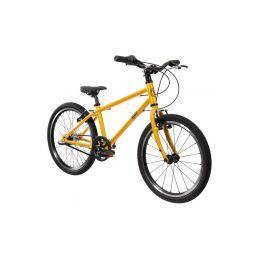 """Bungi Bungi - Dětské kolo 20"""" 3-rychlostní ultra lehké ananasová žlutá - 20"""