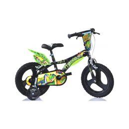 "DINO Bikes - Dětské kolo 14"" Dino T.Rex - 1"