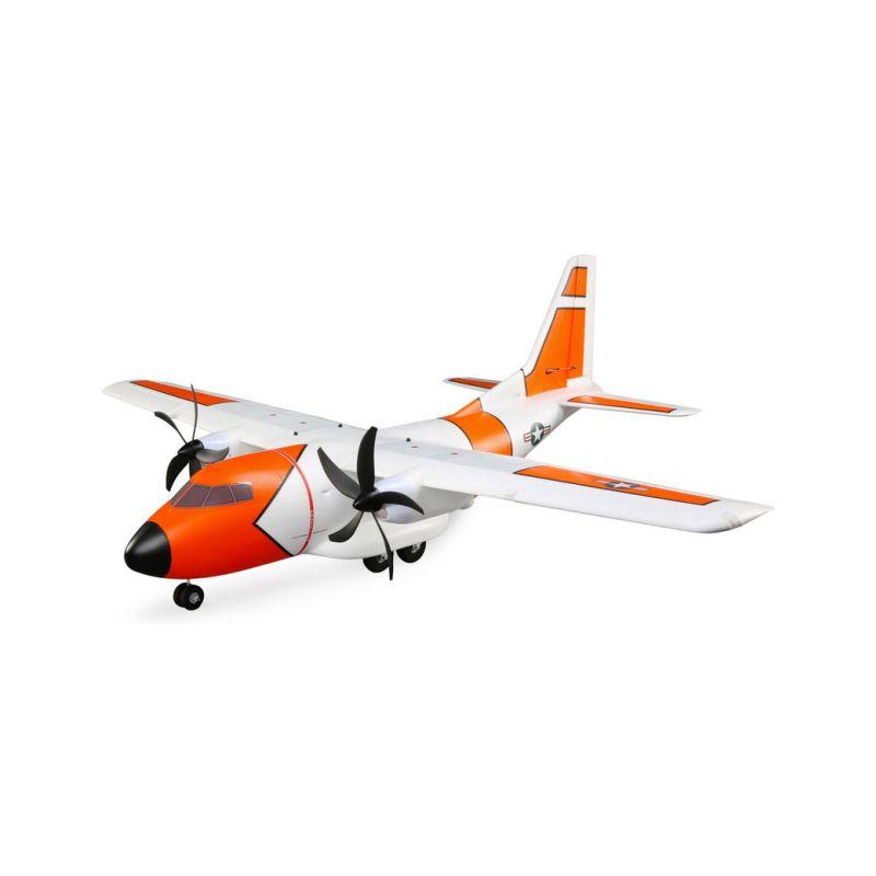 E-flite Cargo EC-1500 1.5m SAFE Select BNF Basic - 1
