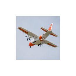 E-flite Cargo EC-1500 1.5m SAFE Select BNF Basic - 16