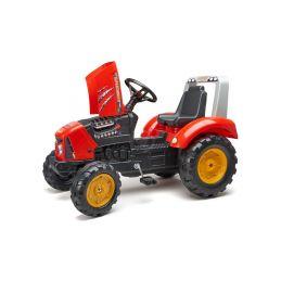 FALK - Šlapací traktor Supercharger červený - 2