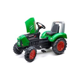 FALK - Šlapací traktor Supercharger zelený - 2