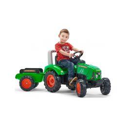 FALK - Šlapací traktor Supercharger zelený - 3