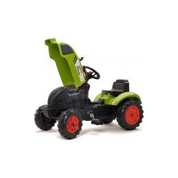 FALK - Šlapací traktor Claas Arion 410 s vlečkou - 2