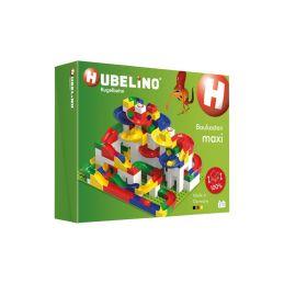 HUBELINO Kuličková dráha - set s kostkami Maxi 213 dílků - 1