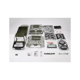 Killerbody karosérie 1:10 Toyota Land Cruiser 70 zelená (Traxxas TRX-4) - 1