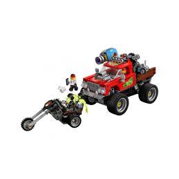 LEGO Hidden Side - El Fuegův náklaďák - 1
