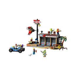 LEGO Hidden Side - Útok na stánek s krevetami - 1