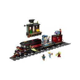 LEGO Hidden Side - Vlak duchů - 1