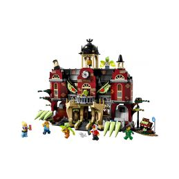 LEGO Hidden Side - Strašidelná střední škola v Newbury - 1