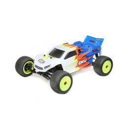 Losi Mini-T 2.0 1:18 RTR modrá/bílá - 1