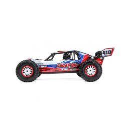 Losi Tenacity Desert Buggy Pro 1:10 4WD RTR Fox Racing - 4