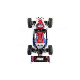 Losi Tenacity Desert Buggy Pro 1:10 4WD RTR Fox Racing - 7
