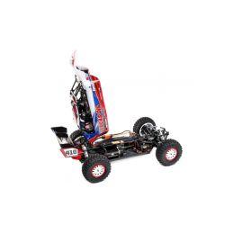 Losi Tenacity Desert Buggy Pro 1:10 4WD RTR Fox Racing - 12