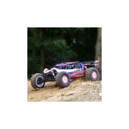 Losi Tenacity Desert Buggy Pro 1:10 4WD RTR Fox Racing - 18