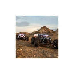 Losi Tenacity Desert Buggy Pro 1:10 4WD RTR Fox Racing - 22