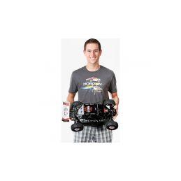 Losi Tenacity Desert Buggy Pro 1:10 4WD RTR Fox Racing - 31