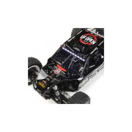 Losi Tenacity Desert Buggy Pro 1:10 4WD RTR Fox Racing - 32