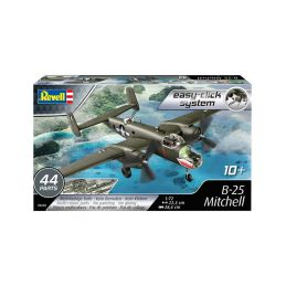 Revell EasyClick North American B-25 Mitchell (1:72) - 3