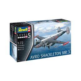 Revell Avro Shackleton Mk.3 (1:72) - 1