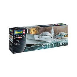 Revell Lürssen S-100 Class (1:72) - 1