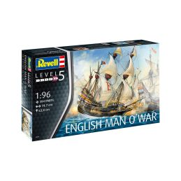 Revell English Man O'War (1:96) - 1
