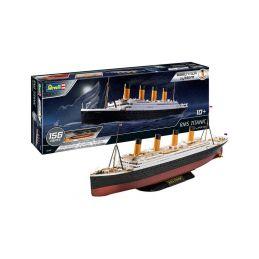 Revell EasyClick RMS Titanic (1:600) - 12