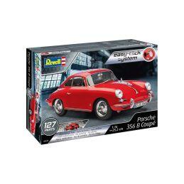 Revell EasyClick Porsche 356 B Coupe (1:16) - 1