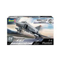 Revell EasyClick McDonell F-4E Phantom (1:72) - 3