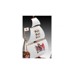 Revell EasyClick HMS Revenge (1:350) (sada) - 2