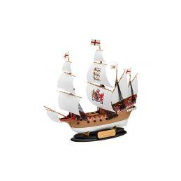 Revell EasyClick HMS Revenge (1:350) (sada) - 5