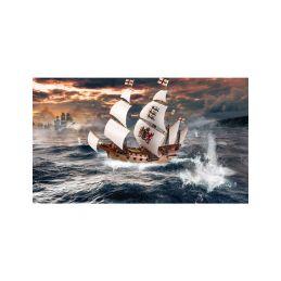 Revell EasyClick HMS Revenge (1:350) (sada) - 7
