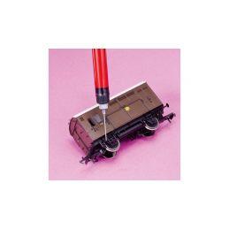 Modelcraft precizní olejnička s olejem na kovové převody 7.5ml - 3