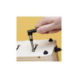 """Modelcraft ráčna na 6.35mm (1/4"""") bity - 6"""