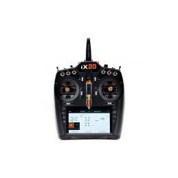 Spektrum iX20 DSMX pouze vysílač, kufr - 1