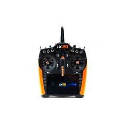 Spektrum iX20 DSMX pouze vysílač, kufr - 10