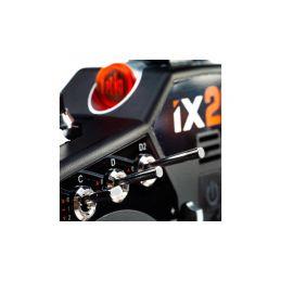 Spektrum iX20 DSMX pouze vysílač, kufr - 15