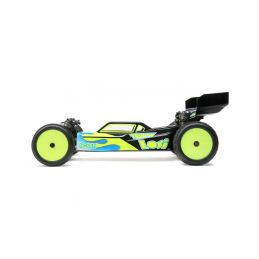 TLR 22 5.0 1:10 2WD Dirt Clay DC ELITE Race Buggy Kit - 5