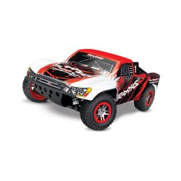 Traxxas Slash 1:10 VXL 4WD TQi RTR červený - 1