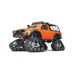 Traxxas TRX-4 Traxx 1:10 RTR oranžový - 1