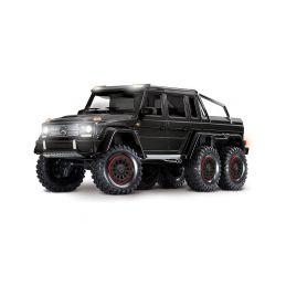 Traxxas TRX-6 Mercedes G 63 6x6 1:10 TQi RTR černý - 1