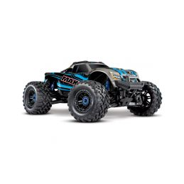 Traxxas Maxx 1:8 4WD TQi RTR modrý - 1