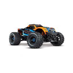 Traxxas Maxx 1:8 4WD TQi RTR oranžový - 1