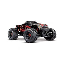 Traxxas Maxx 1:8 4WD TQi RTR červený Classic - 1