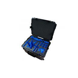 Yuneec H520/Typhoon H Plus/Typhoon H3: Kufr Trolley profi ABS s vložkou - 1